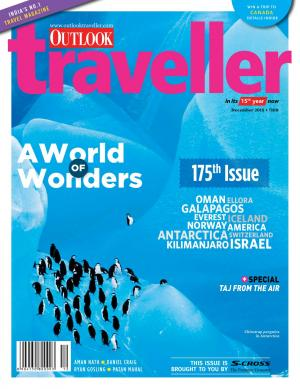 Outlook Traveller, December 2015