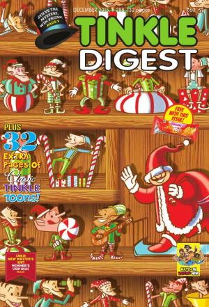 TINKLE DIGEST  - Read on ipad, iphone, smart phone and tablets.
