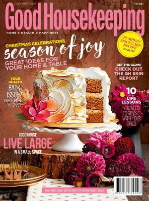 Good Housekeeping- December 2015 - Read on ipad, iphone, smart phone and tablets.