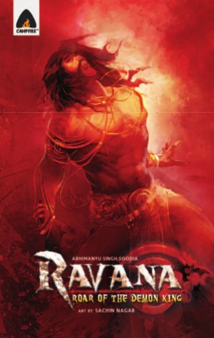 Ravana: Roar of the Demon King - Read on ipad, iphone, smart phone and tablets.