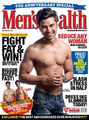 Men's Health-November 2012 - Read on ipad, iphone, smart phone and tablets.