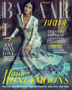 Harper's Bazaar Bride-December-January 2015-2016