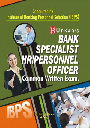 Bank Specialist HR/Personnel Officer Common Written Exam.