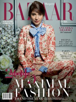 Harper's Bazaar India- December 2015 - Read on ipad, iphone, smart phone and tablets.