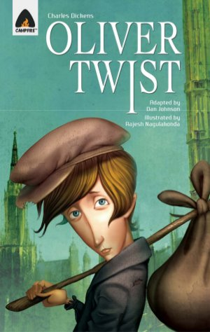 Oliver Twist - Read on ipad, iphone, smart phone and tablets