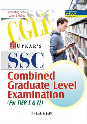 S.S.C. Combined Graduate Level Exam. (For Tier I & II) - Read on ipad, iphone, smart phone and tablets