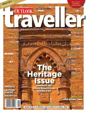 Outlook Traveller, January 2016