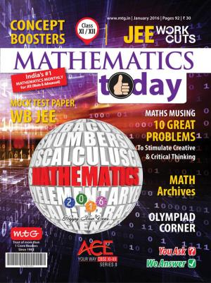 Mathematics Today- January 2016 - Read on ipad, iphone, smart phone and tablets.