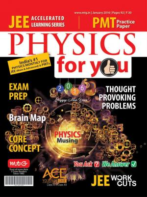Physics For You - January 2016 - Read on ipad, iphone, smart phone and tablets.