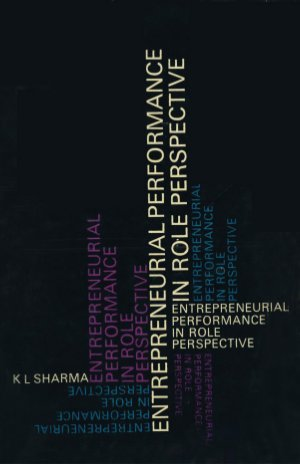 Entrepreneurial Performance in Role Perspective - Read on ipad, iphone, smart phone and tablets