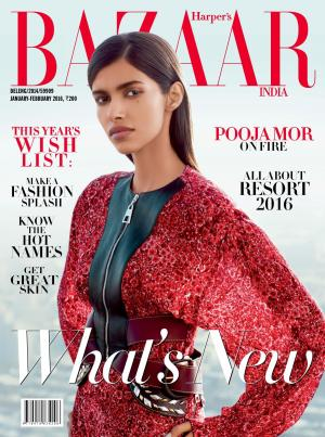 Harper's Bazaar India- January-February 2016 - Read on ipad, iphone, smart phone and tablets.