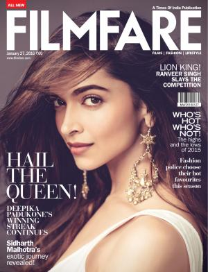 Filmfare 27-JANUARY-2016 - Read on ipad, iphone, smart phone and tablets.