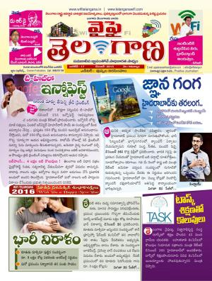 telangana information technology related