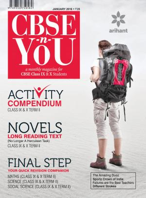 CBSE & You - Read on ipad, iphone, smart phone and tablets.