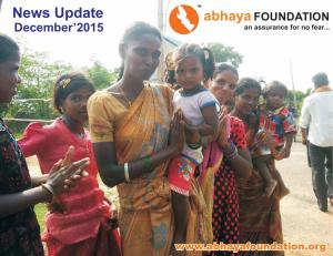 abhaya News Update - December 2015
