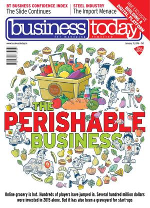 Business Today-31st January 2016 - Read on ipad, iphone, smart phone and tablets.