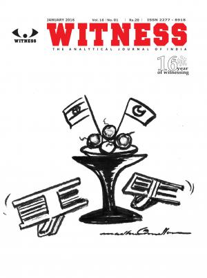 WITNESS, January 2016