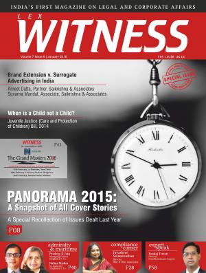 Lex Witness January 2016