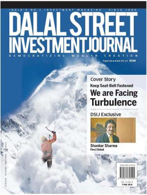 Dalal Street Investment Journal 07 February, 2016 Vol. 31, Issue. No.4  - Read on ipad, iphone, smart phone and tablets.