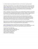 Law Office Of Rick Koenig In Sedalia MO, Provides Auto Wreck Injury Legal Representation