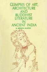 Glimpses of Art, Architecture and Buddhist Literature in Ancient