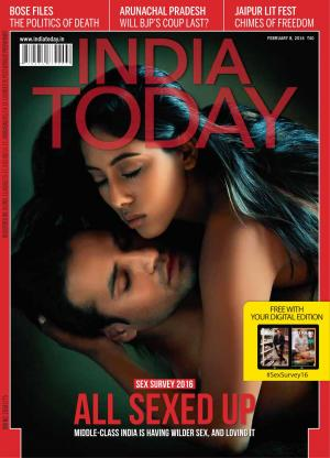 India Today- 8th February 2016 - Read on ipad, iphone, smart phone and tablets.