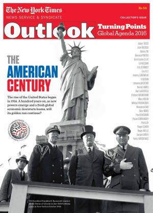 Outlook Special Issue - Read on ipad, iphone, smart phone and tablets