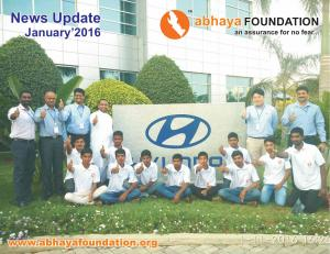 abhaya News Update - January 2016