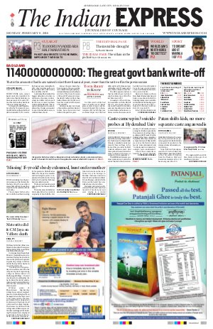 08 February, 2016 - Read on ipad, iphone, smart phone and tablets.