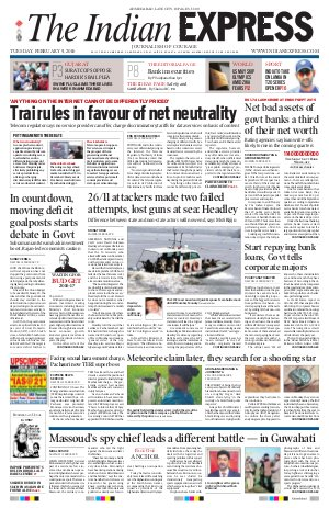 09 February, 2016 - Read on ipad, iphone, smart phone and tablets.