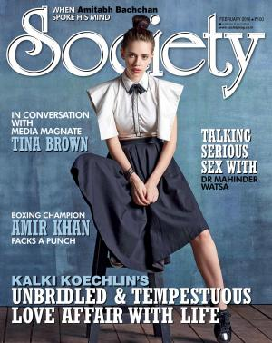 SOCIETY FEB 2016 - Read on ipad, iphone, smart phone and tablets.