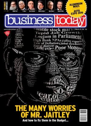 Business Today-28th February 2016 - Read on ipad, iphone, smart phone and tablets.