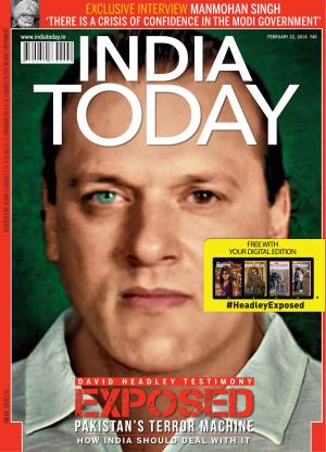India Today- 22nd February 2016 - Read on ipad, iphone, smart phone and tablets.