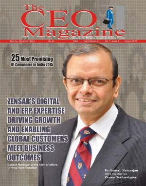 The CEO Magazine August 2015 Issue
