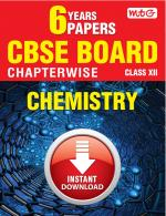 6 Years CBSE Boards Chapterwise Solutions - Chemistry eBook