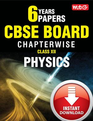 6 Years CBSE Boards Chapterwise Solutions - Physics eBook - Read on ipad, iphone, smart phone and tablets