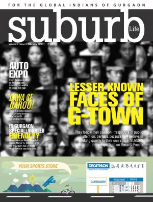 SUBURB February 2016 - Read on ipad, iphone, smart phone and tablets.