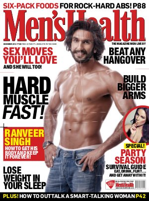 Men's Health-December 2012 - Read on ipad, iphone, smart phone and tablets.