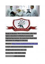 Study in Ukraine University Higher Education In Ukraine