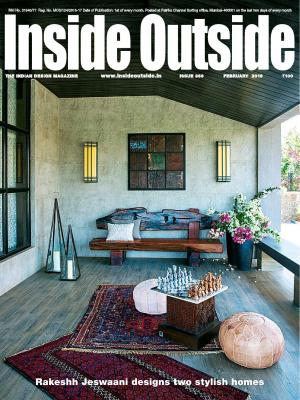 Inside Outside (February 2016) - Read on ipad, iphone, smart phone and tablets.