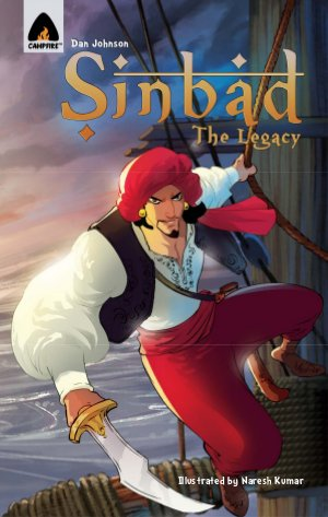 Sinbad: The Legacy - Read on ipad, iphone, smart phone and tablets