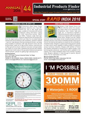 Industrial Products Finder Annual 2016
