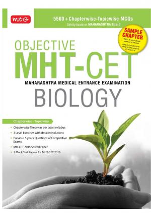 Objective MHT-CET Biology