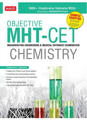 Objective MHT-CET Chemistry - Read on ipad, iphone, smart phone and tablets.