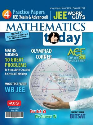 Mathematics Today- March 2016