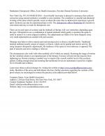 Manhattan Chiropractic Office, Axon Health Associates, Provides Natural Scoliosis Correction