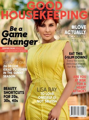 Good Housekeeping-March 2016