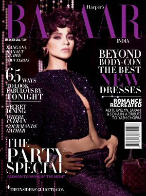 Harper's Bazaar-December 2012 - Read on ipad, iphone, smart phone and tablets.