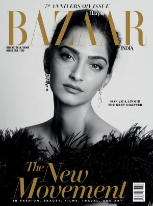 Harper's Bazaar India-March 2016