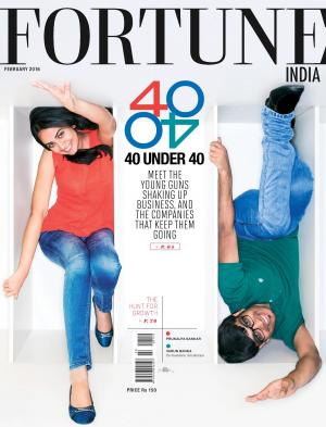Fortune India February Issue 2016 - Read on ipad, iphone, smart phone and tablets.